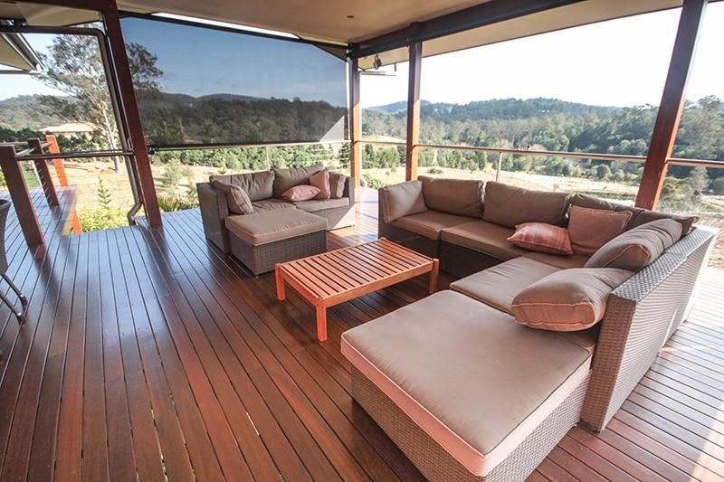 timber deck restoration
