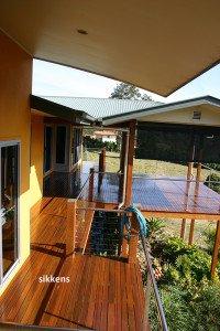outdoor sikkens finish wooden floor