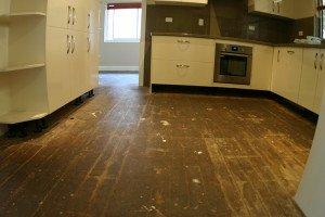 old hardwood tiles