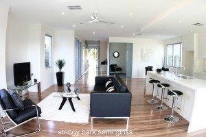 stringy bark semi gloss floor