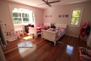 iron bark semi gloss floor