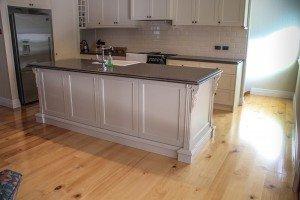 kitchen light wooden flooring