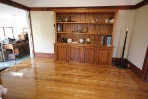 semi gloss floor