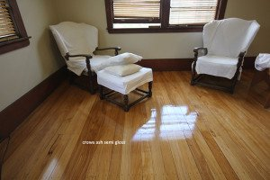 crow ash semi gloss floor
