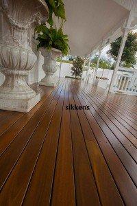 sikkens wooden floor
