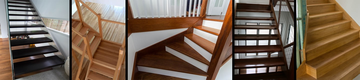 wooden floor staircases